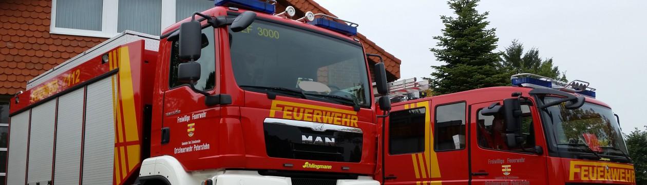 Feuerwehr-Petersfehn